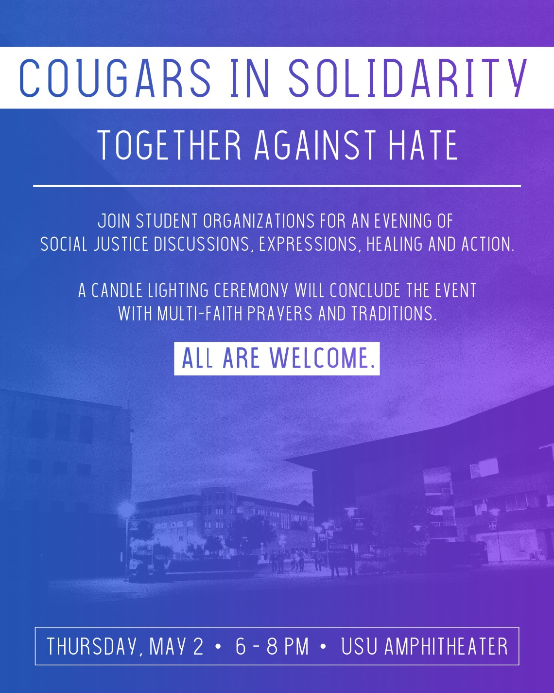 Cougars in Solidarity