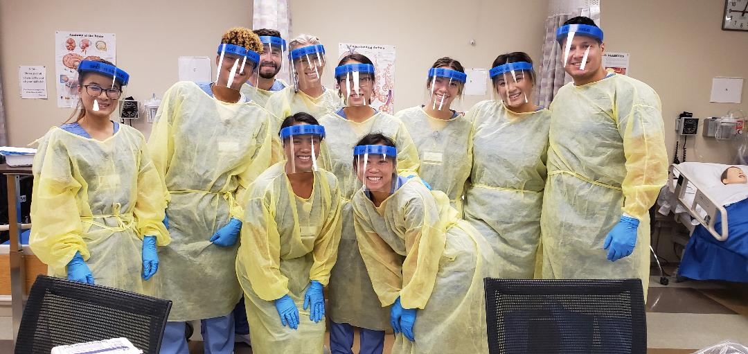 Cohort 30 PPE group